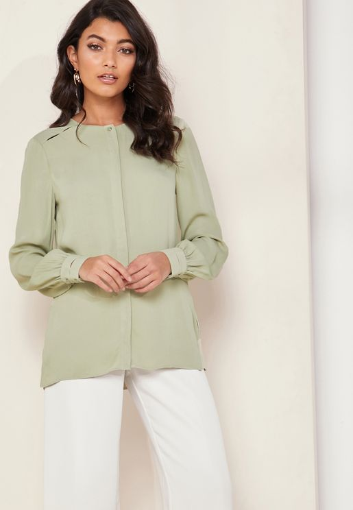 Noa Button Down Shirt