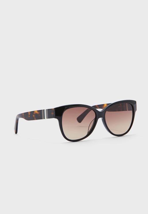 Lo635S Oval Shape Sunglasses