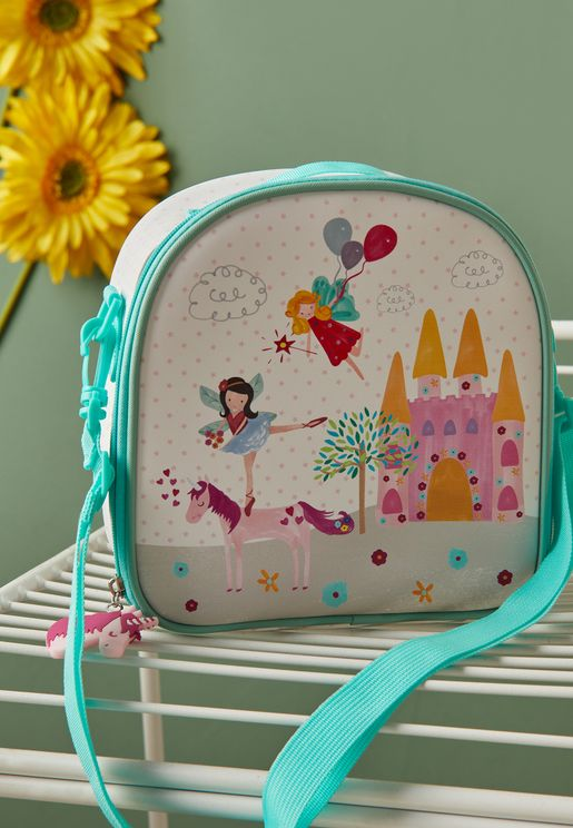 Fairy Unicorn Lunch Bag and Bottle