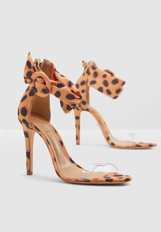 Lycra Wild Dots Sandal