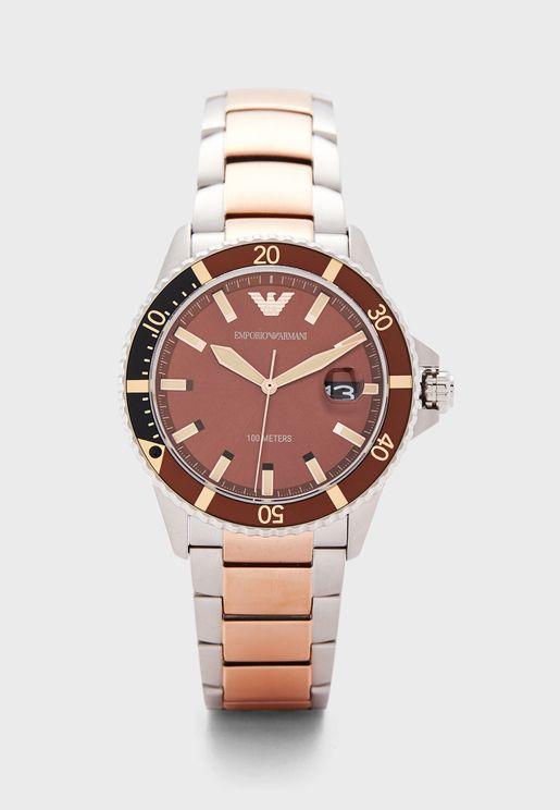 AR11340 Analog Watch