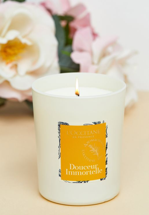 Up-Lifting Candle