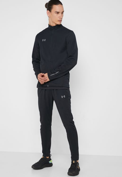 Challenger II Knit Warm-Up Set