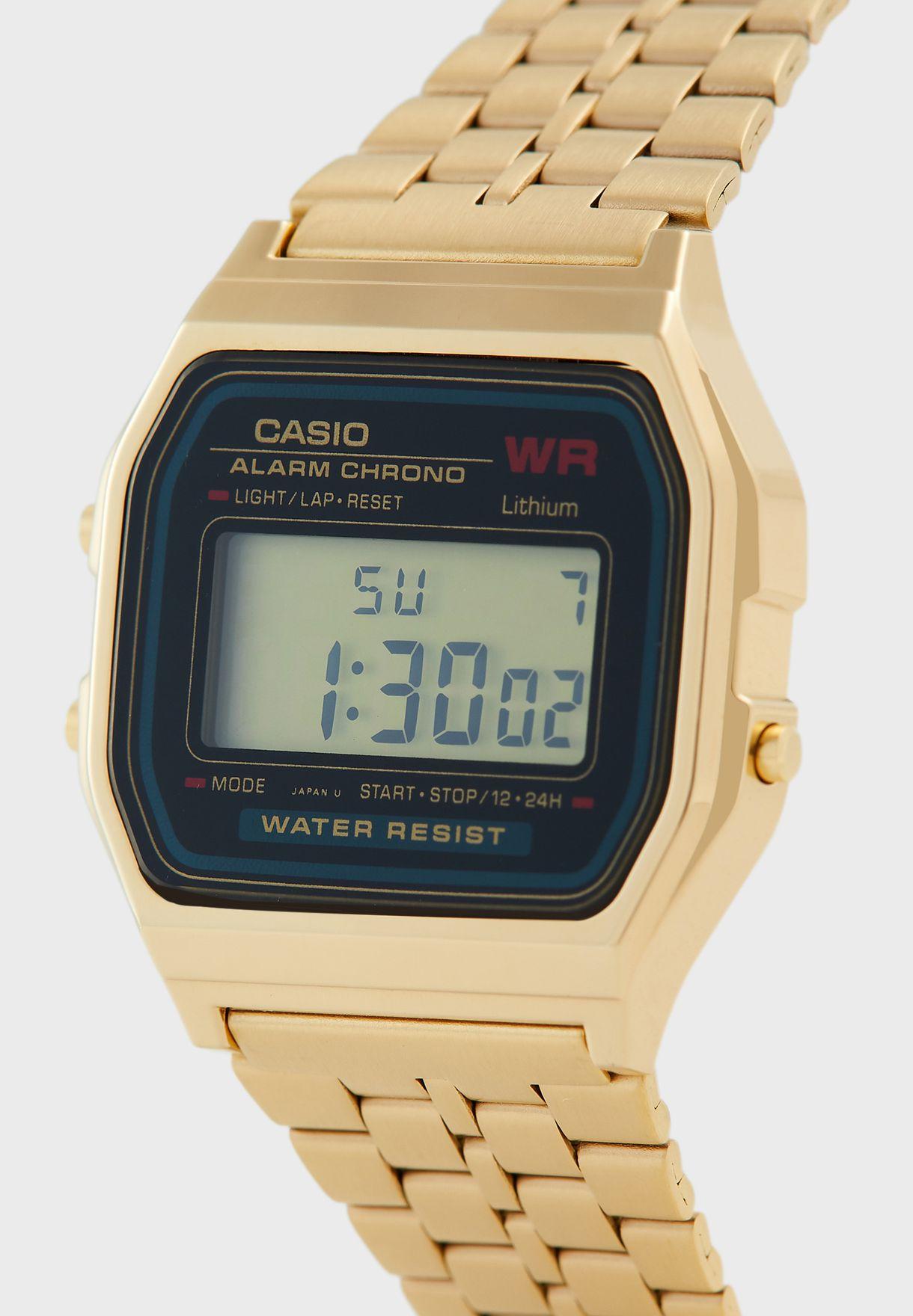 Retro Digital Watch