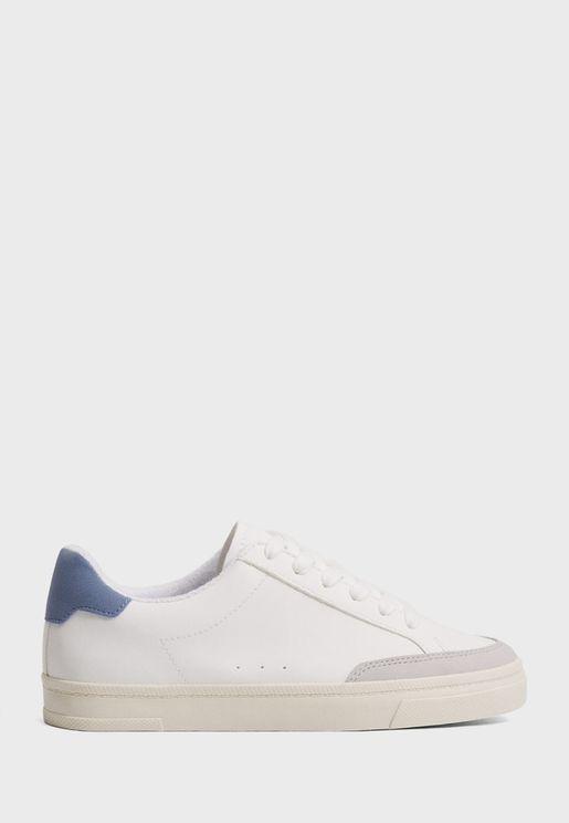 Court Low Top Sneaker