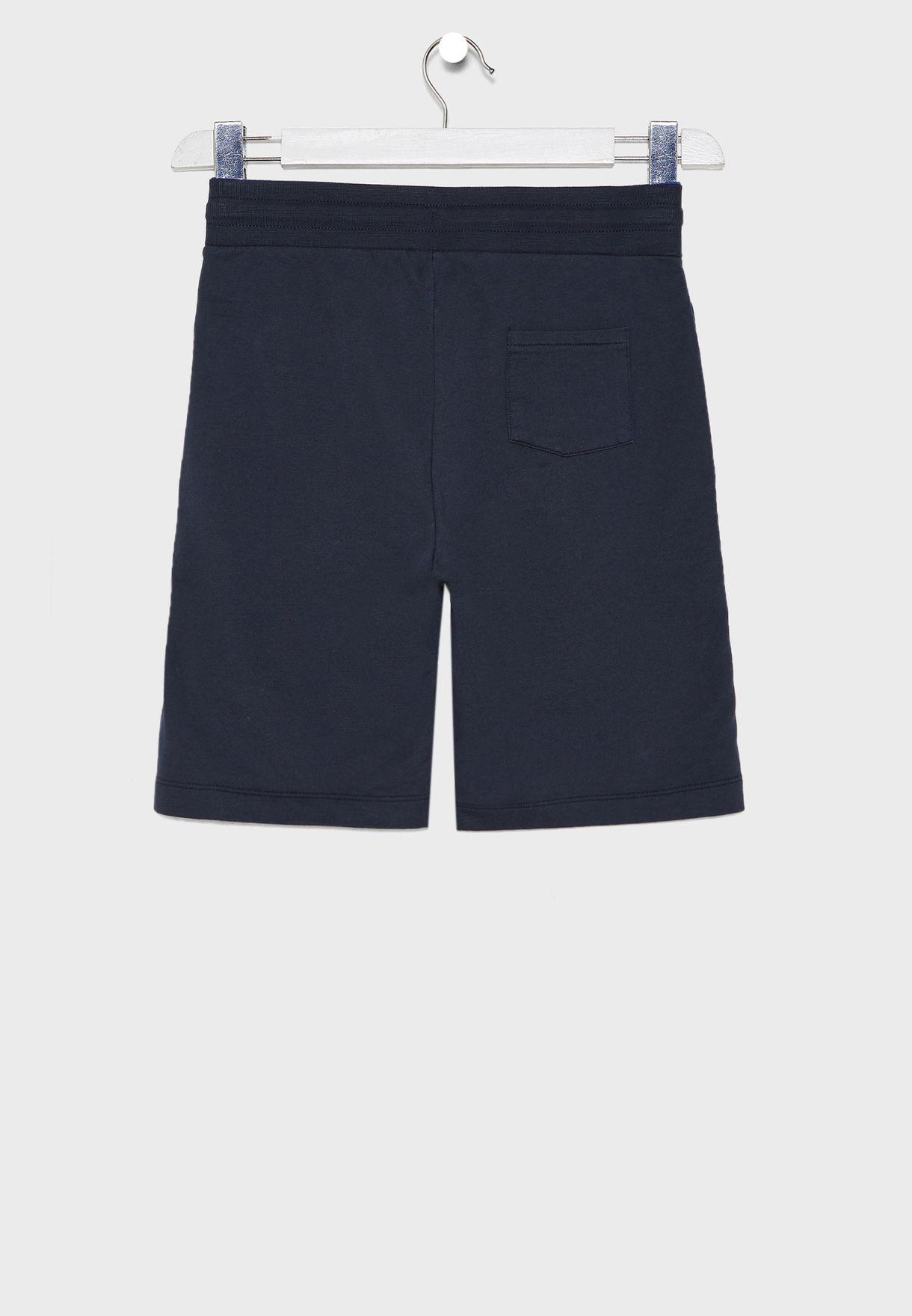 Teen Tie Waist Shorts