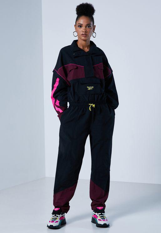 Classics Vector Boilersuit Jumpsuit