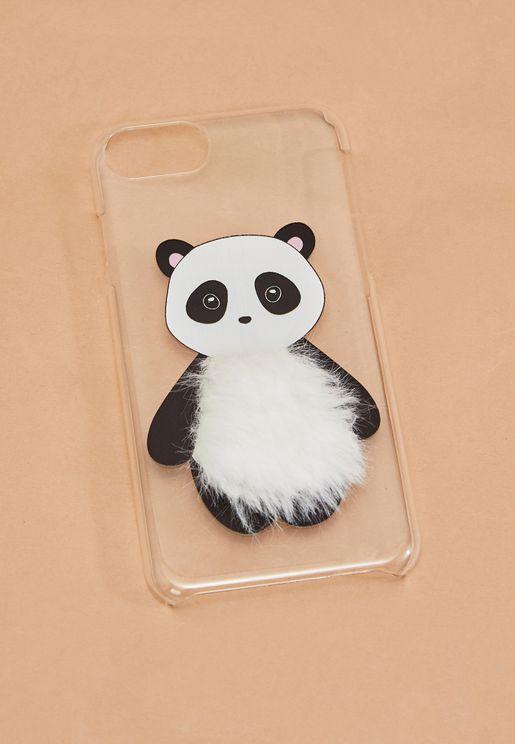 Panda Pom iPhone 6/7/8 Case