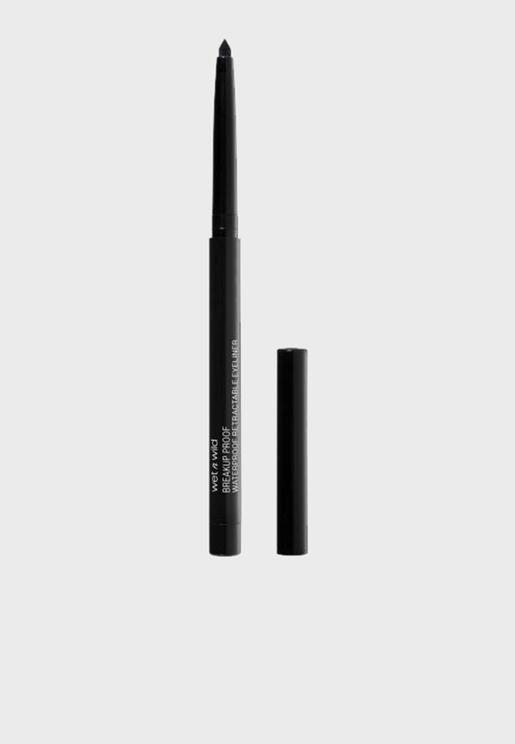 Megalast Retractable Eyeliner - Blackest Black