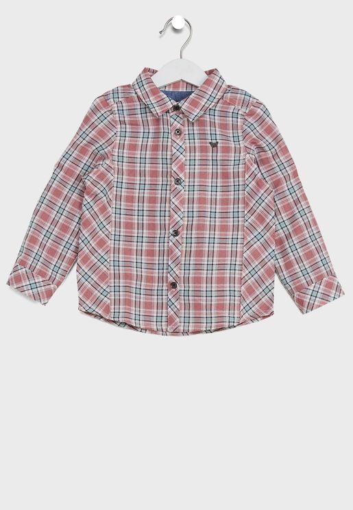 Kids Clive Shirt