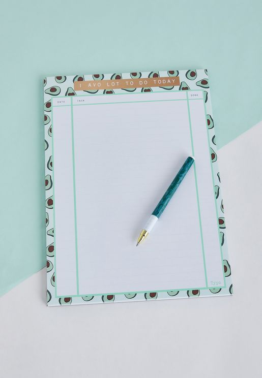 A4 Dated Ahead Planner
