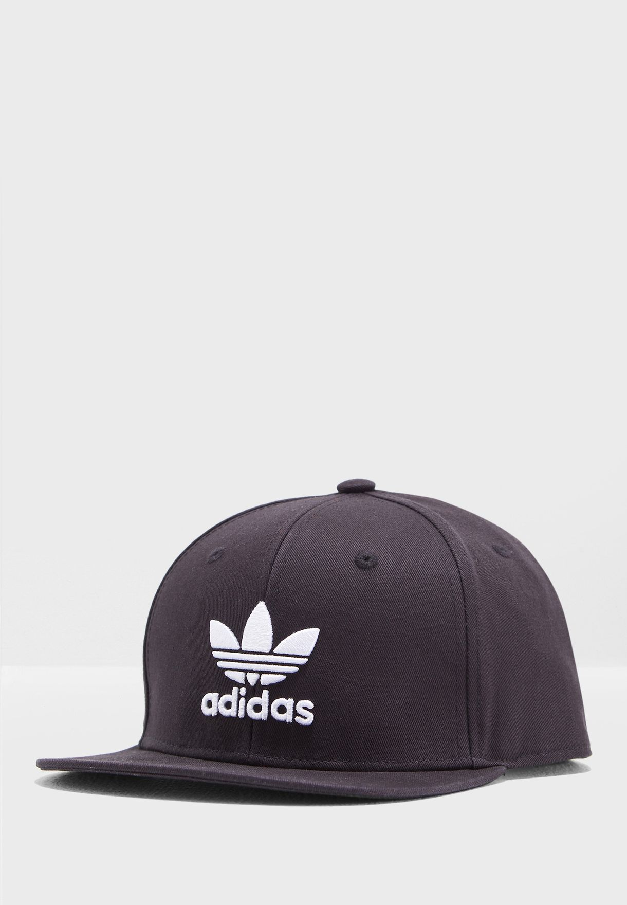 3a920f7a198a3 Shop adidas Originals black SB Classic Trefoil Cap DV0176 for Men in ...
