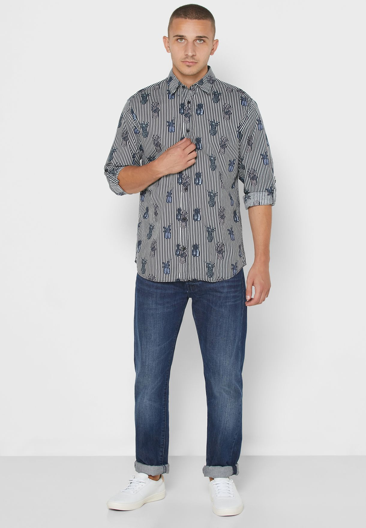 AOP Regular Fit Shirt