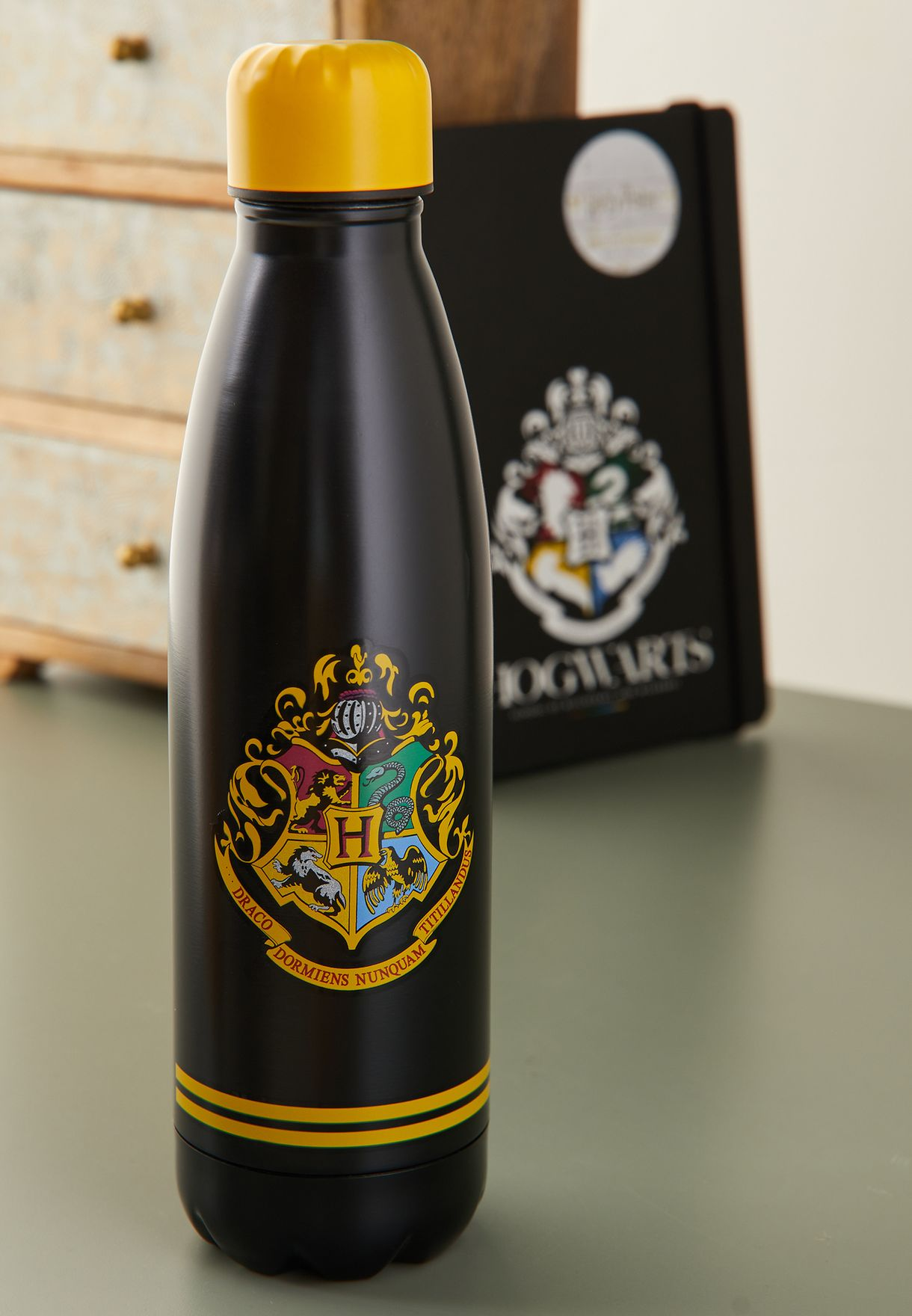 Harry Potter Hogwarts Water Bottle 500ml