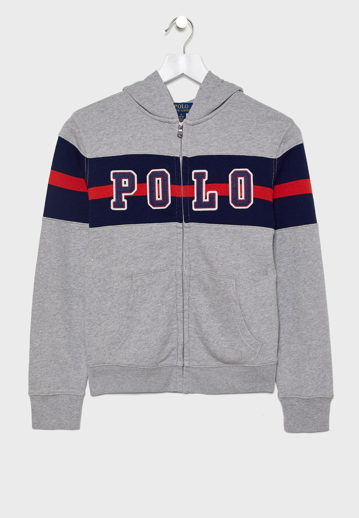 Shop Polo Ralph Lauren grey Teen Pocket