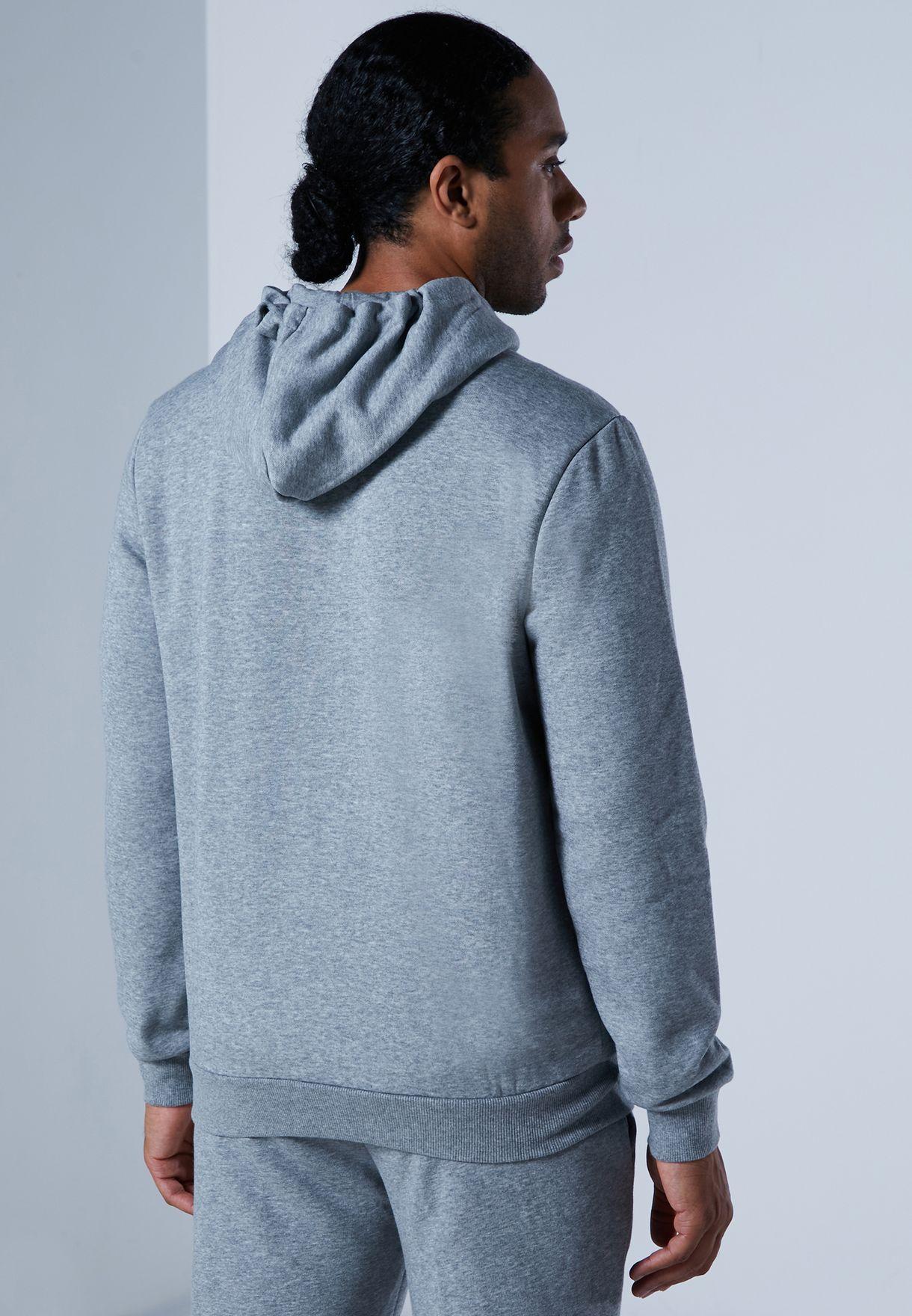 Essential Fleece Hoodie