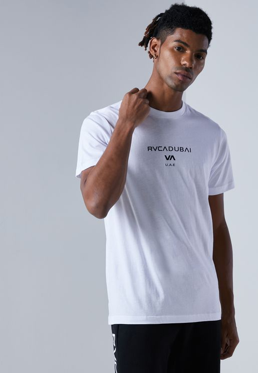 Dubai Overlay T-Shirt
