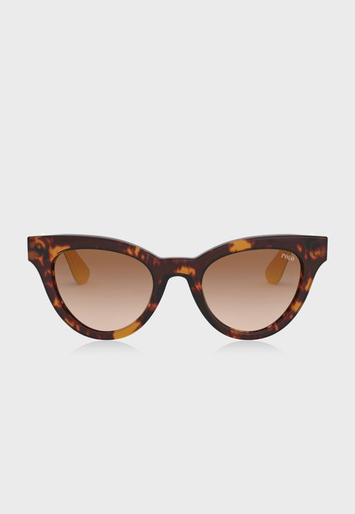 0PH4157 Cat Eye Sunglasses