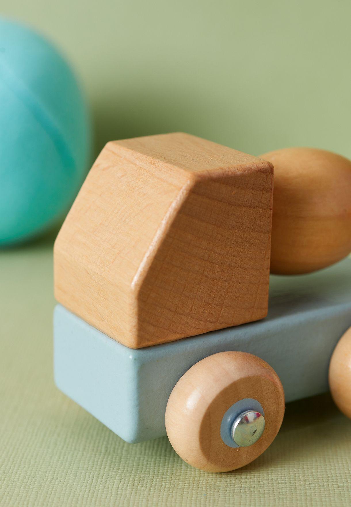 لعبة خشبية خلاط