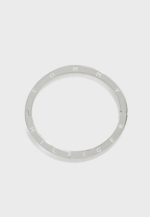 Thin Hinge Bracelet
