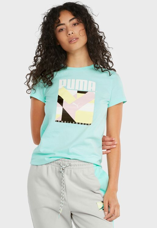 International Game Graphic T-Shirt