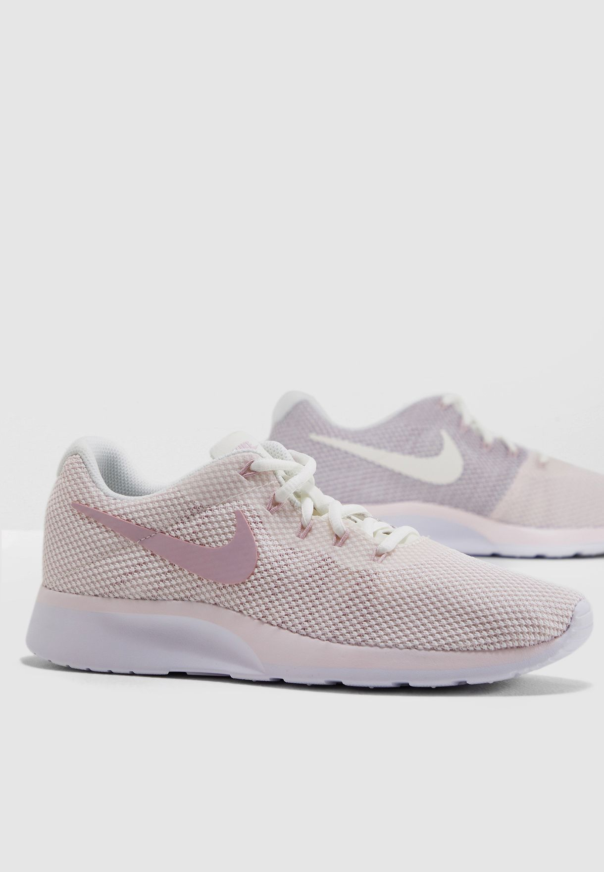 best website cbb66 ec4a9 Shop Nike pink Tanjun Racer 921668-104 for Women in Saudi -