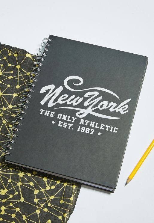 A4 Athletic Varsity Notebook