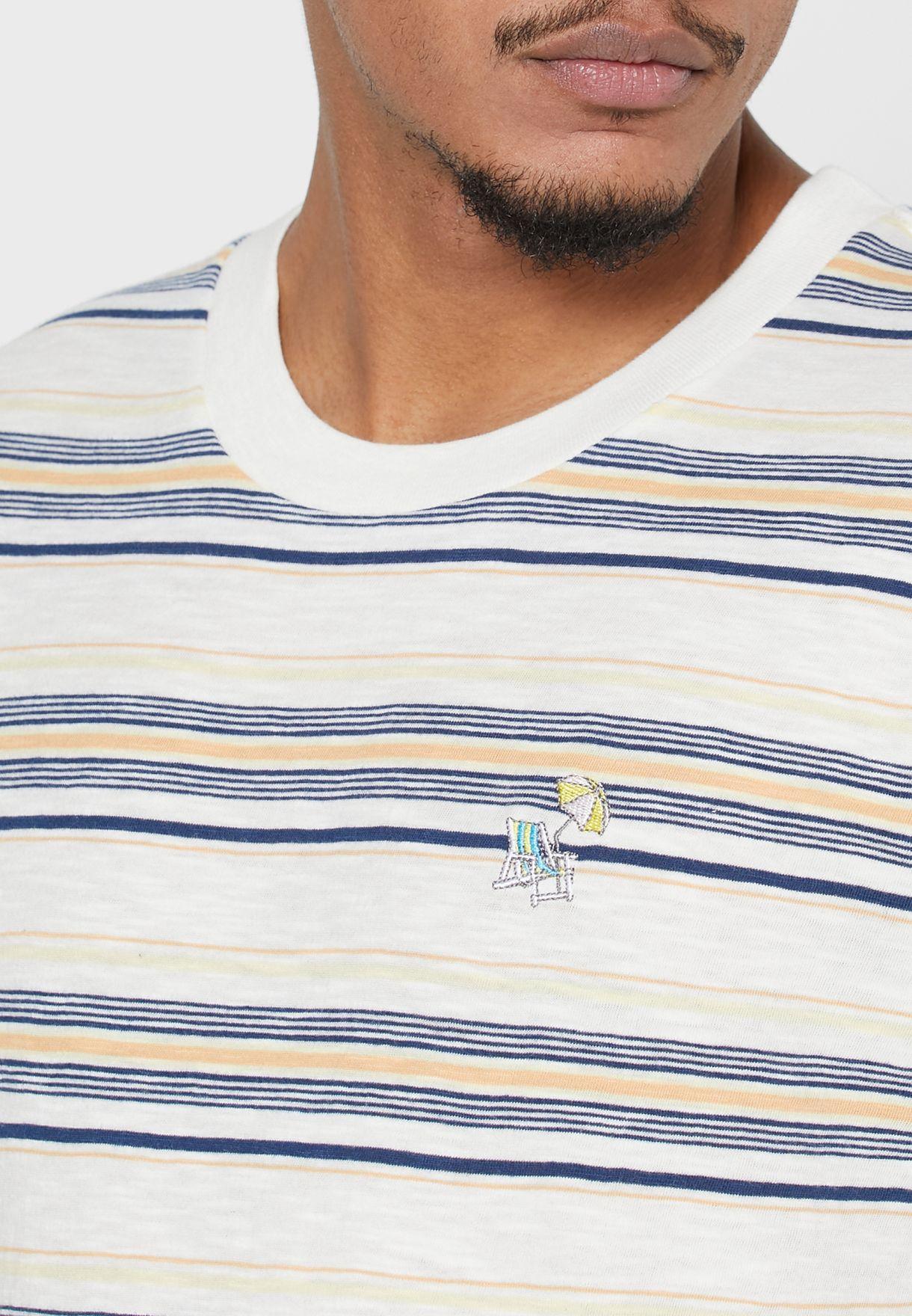 Southerly Stripe T-Shirt