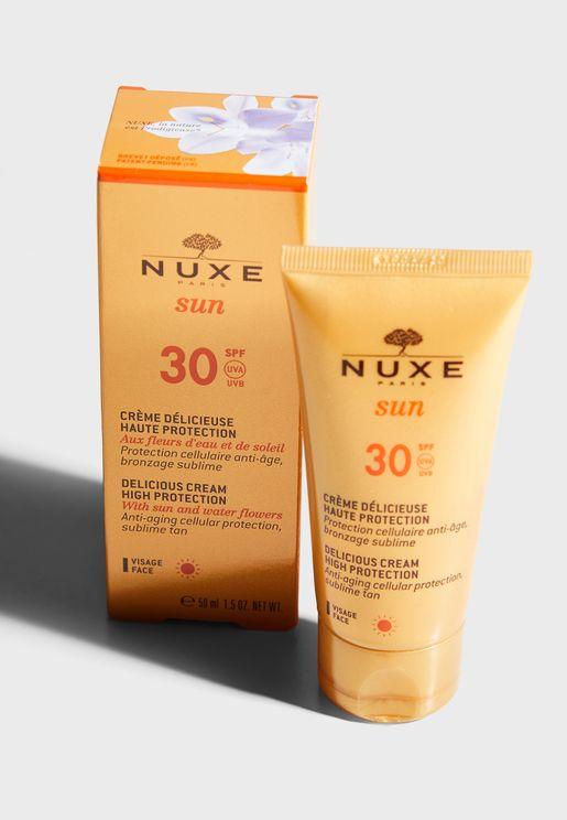 Delicious High Protection Cream SPF 30 - 30ml