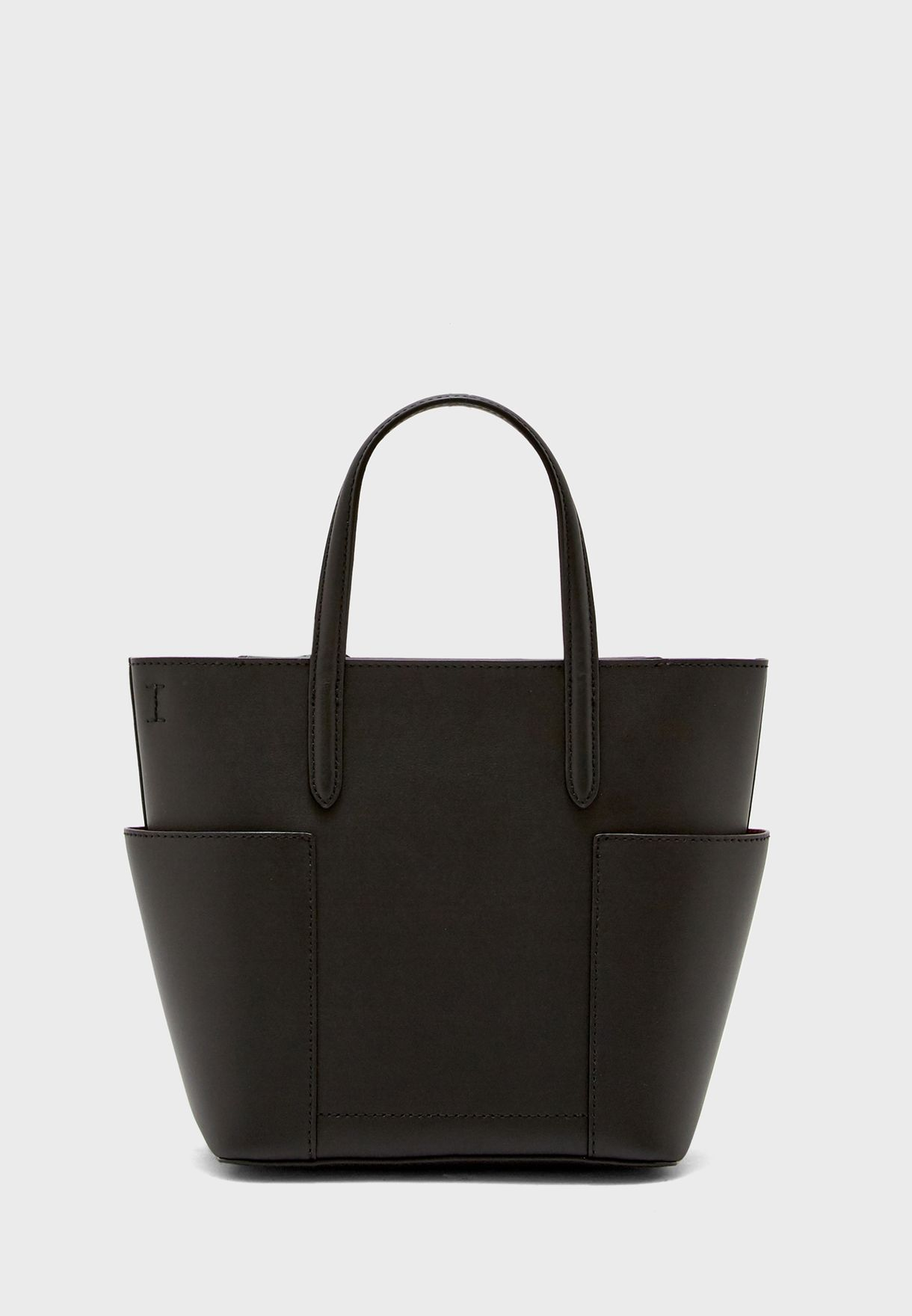Carlyle Mini Belted Tote