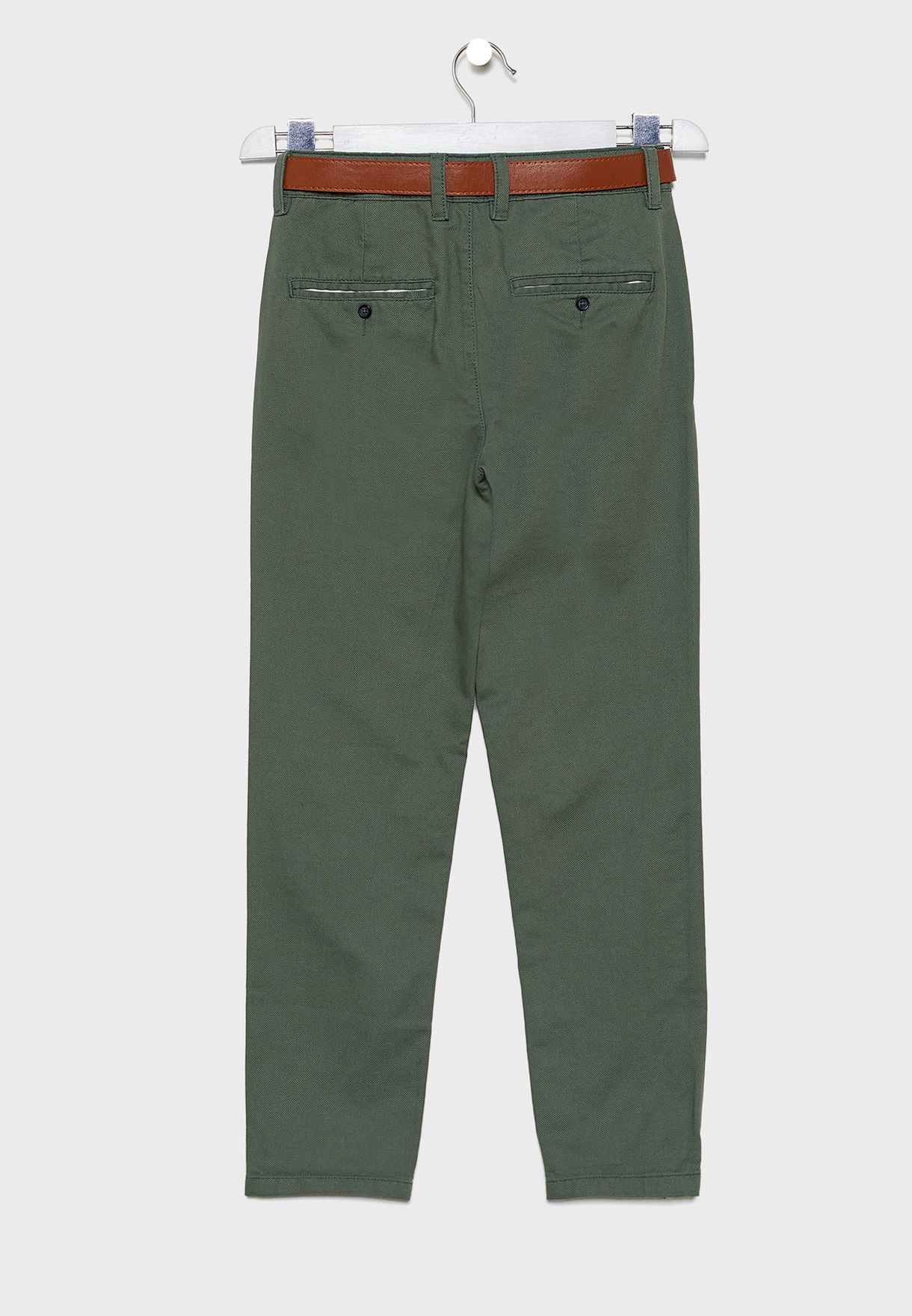 Kids Trouser With Belt