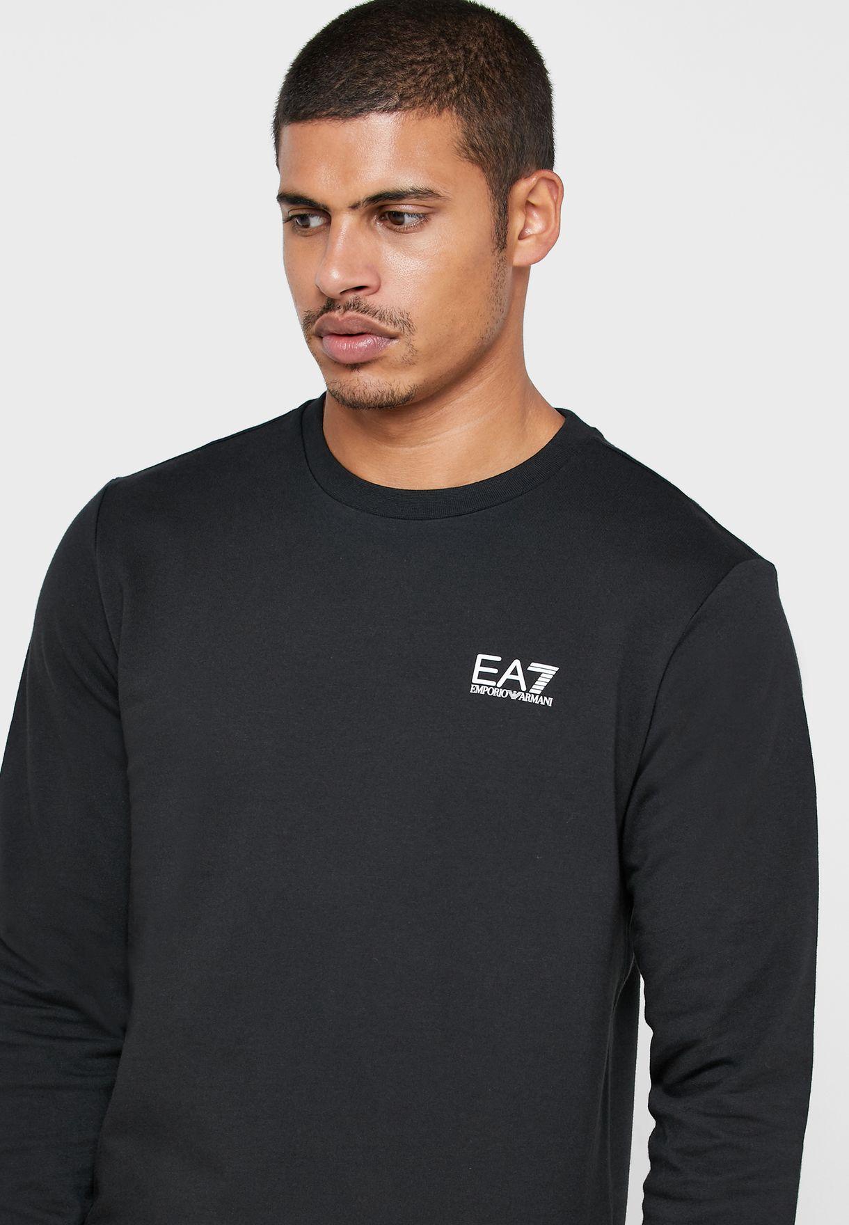 Core Crew Neck Sweatshirt