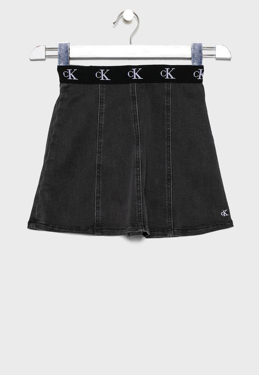 Kids Infinite Flare Skirt