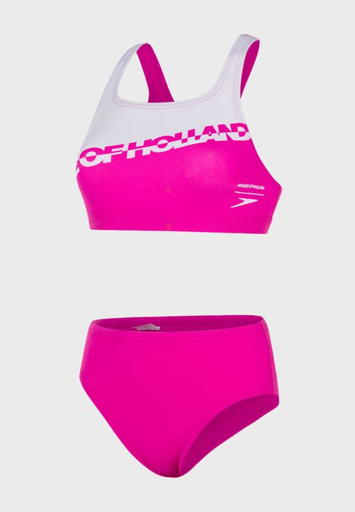 Logo Swim Set