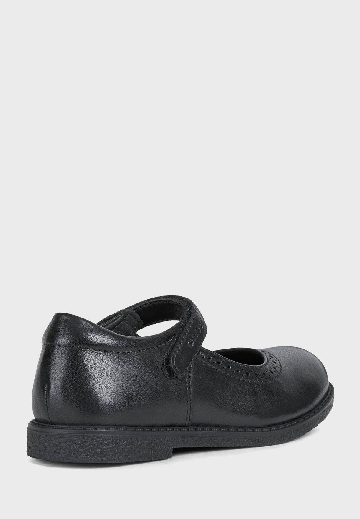 Kids Shawntel Velcro Slip Ons