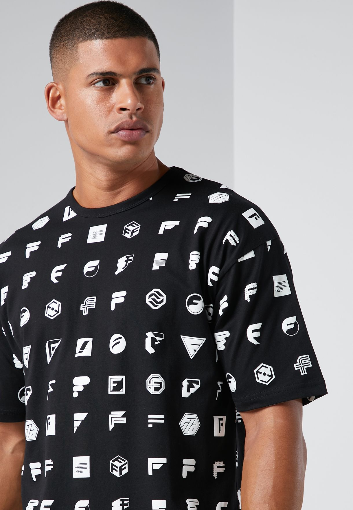 Farworks Icon AOP Oversized T-Shirt