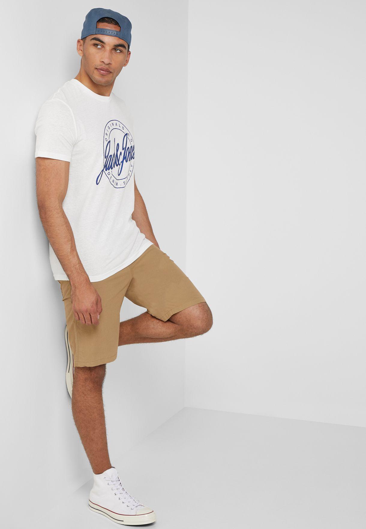 Hazy Crew Neck T-Shirt
