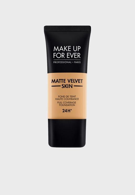 Matte Velvet Skin Liquid Y405 Golden Honey