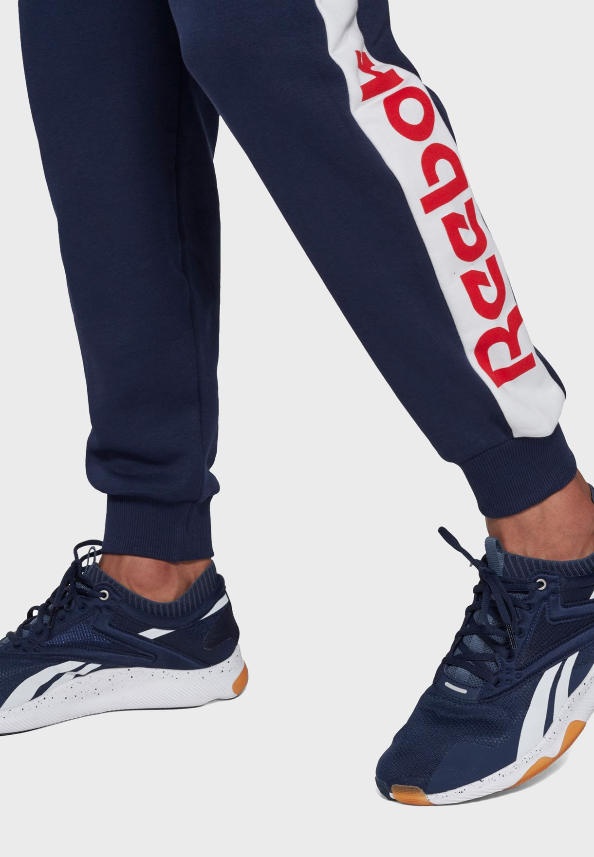 Linear Logo Graphic Sweatpants