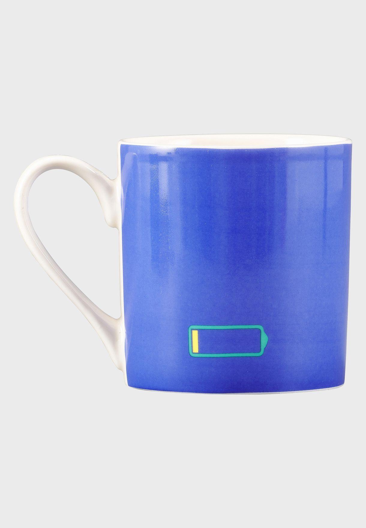 Busy Charging Mug