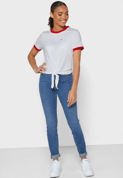 Flex Como Skinny Jeans