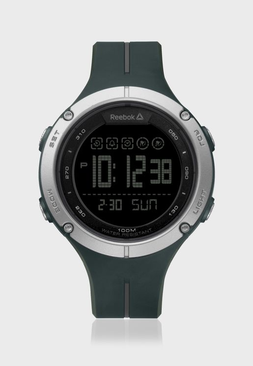 Baseline Electronic Display Watch