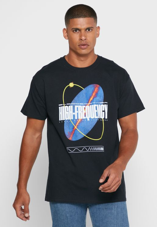 Pentagon Printed T-Shirt