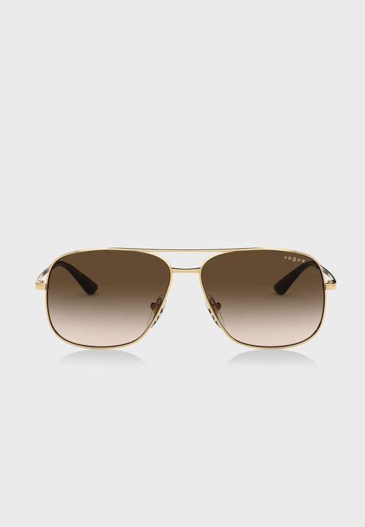 نظارة شمسية كبيرة 0VO4161S