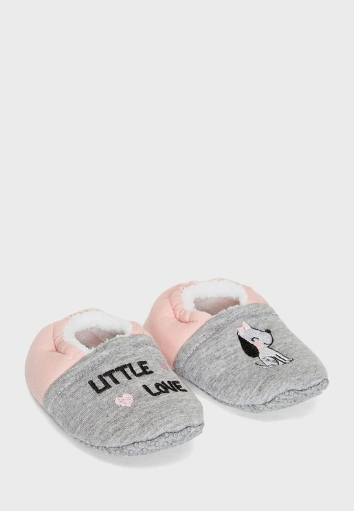 Infant Casual Booties