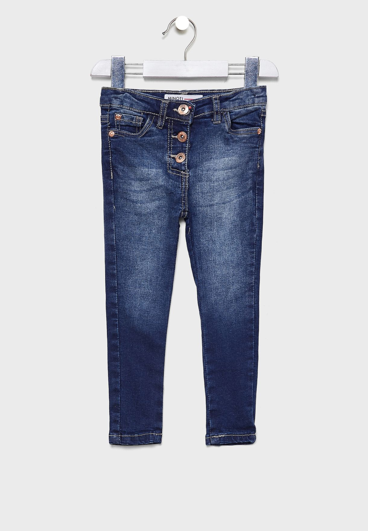 Kids Dark Wash Jeggings