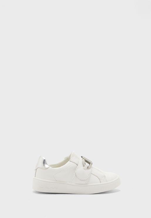 Kids Jem Miracle Low Top Sneakers