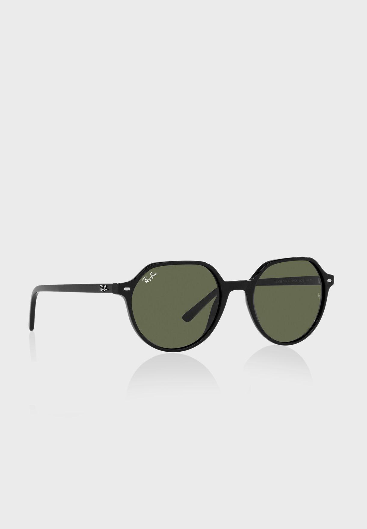0Rb2195 Wayfarer Sunglasses