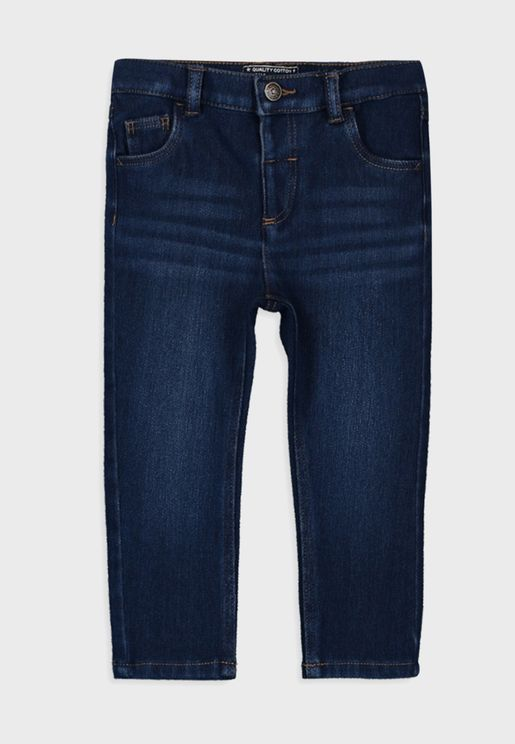 Infant Slim Fit Jeans
