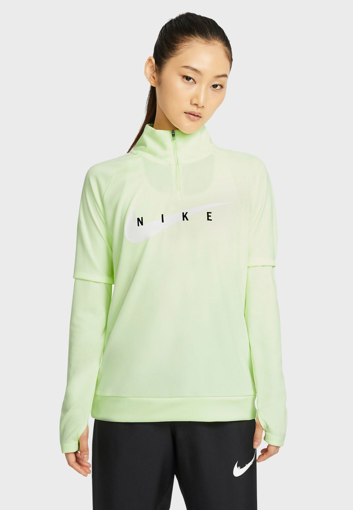 Swoosh Run Midlayer T-Shirt